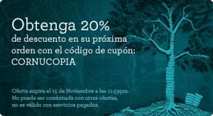 20% en Lulu.com hasta el 15 nov 2013