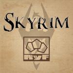 Logo del grupo Skyrim R&F